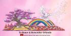 AHF's Sixth Rose Parade Float Honors Victims of the Orlando Massacre