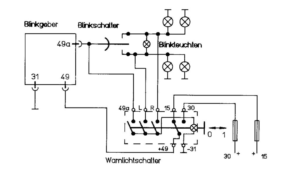 Flasher Unit 12V 2/4x21W
