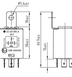time delay relay circuit diagram [ 1752 x 1260 Pixel ]