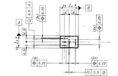 Micro-Relay C.O. 12V/10A-20A