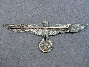 Águila de pecho para Weisser rock (Sistema de enganche)