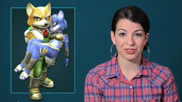"""From """"Damsel in Distress: Part 1 - Tropes vs Women in Video Games."""""""