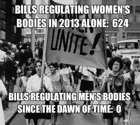 An evil meme that oppresses male bodies