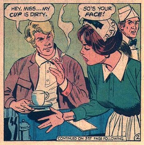 Damn those uppity women.