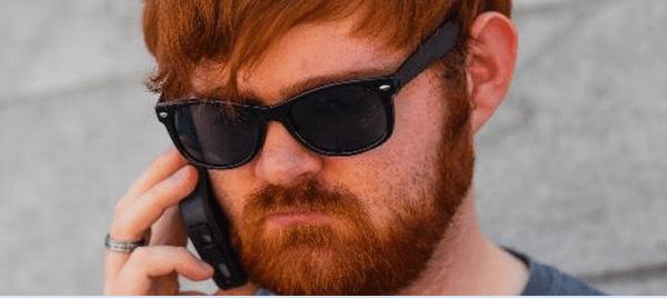 Chuck Johnson: He has a phone