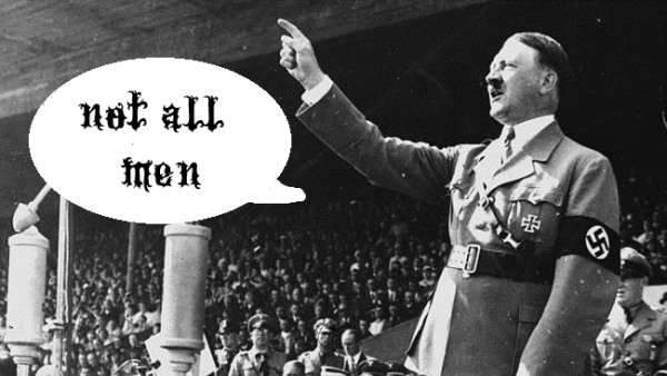 Adolph Hitler: Men's Rights Fuhrer