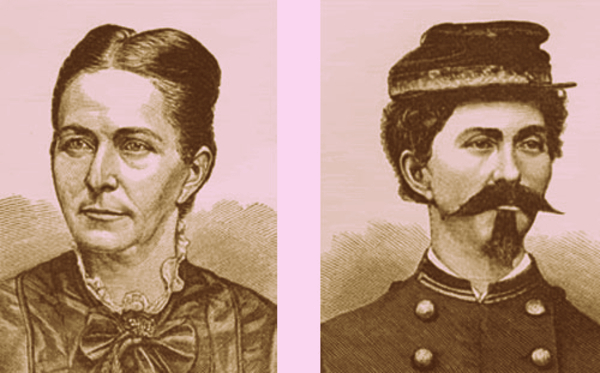 During the Civil War, women literally crossdressed in order to join the army