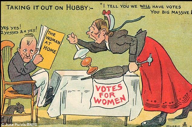 suffragettehome