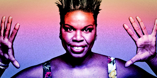 Leslie Jones, badass