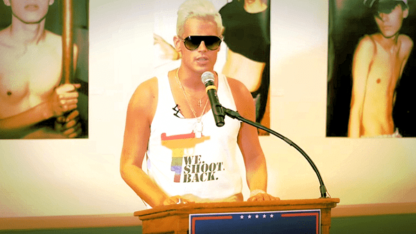 Milo Yiannopoulos: Gay Jewish King of the Nazis?