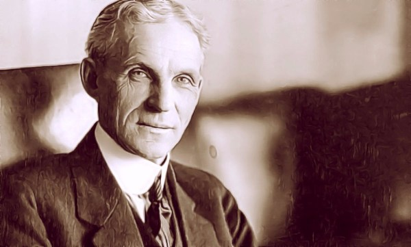 Henry Ford: Inspiration to Hitler -- and Trump?