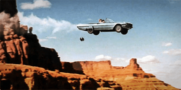 Damn you, Thelma and Louise!