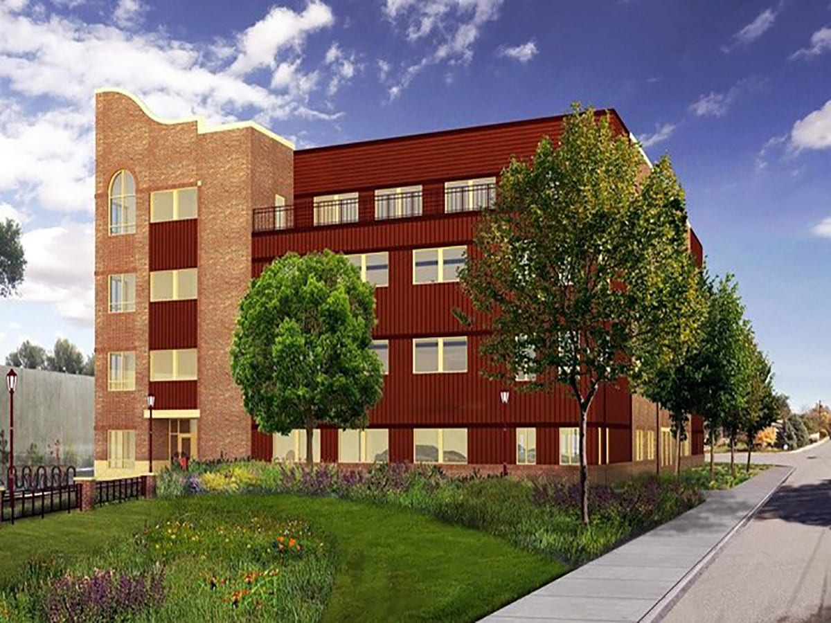 DU ACADEMIC OFFICE BUILDING  DENVER CO  Weifield Electrical Contracting