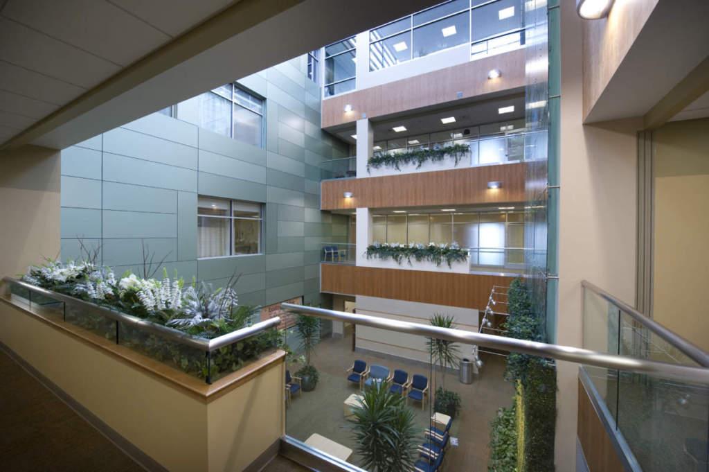 Bryan Hospital  Wellness Center  Weigand Construction