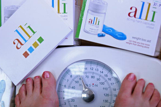 weight loss aids slimming supplements