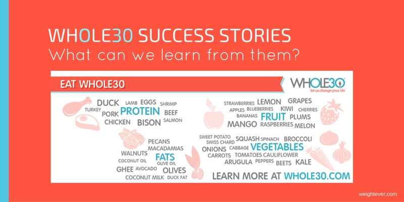 Whole30 Success Stories