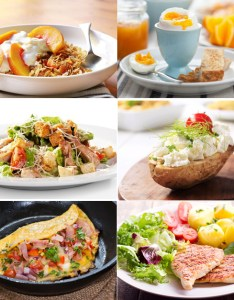 Selection of meals from different diet plans also weekly weight loss resources rh weightlossresources