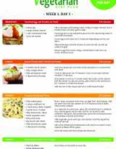 Vegetarian diet plan pdf sample also suggested weight loss meal resources rh weightlossresources