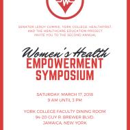 Women's Health Empowerment Symposium