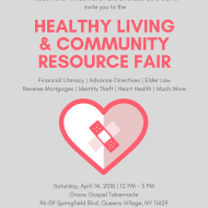 Healthy Living & Community Resource Fair