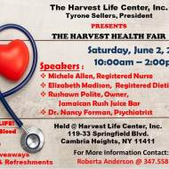 The Harvest Health Fair