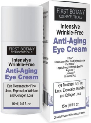 First Botany Cosmeceuticals anti aging cream: