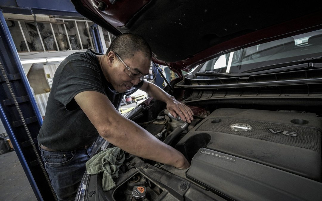 Commercial Vehicles: Inspection and Maintenance