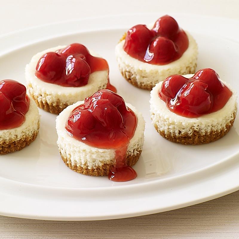 Cherry Cheesecakes  Recipes  WW USA