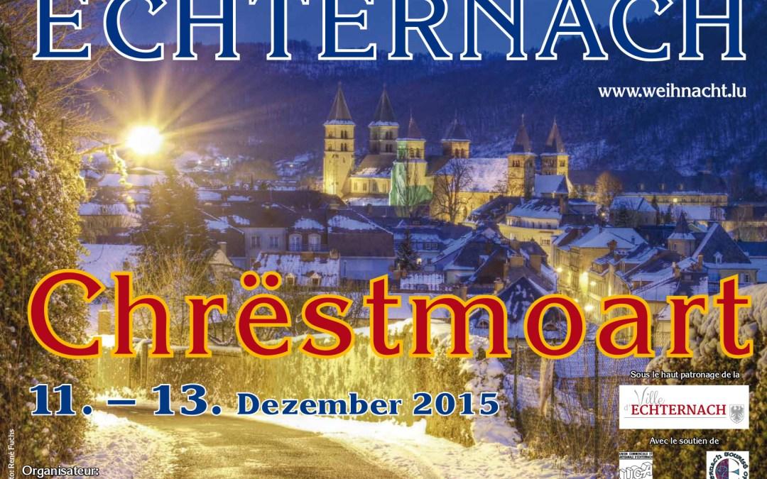 35. Weihnachtsmarkt in Echternach