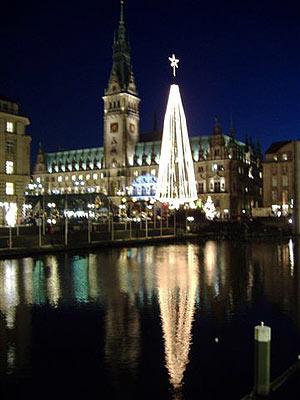 Hamburg Weihnachten  Weihnachtsbilder  Weihnachten Blog