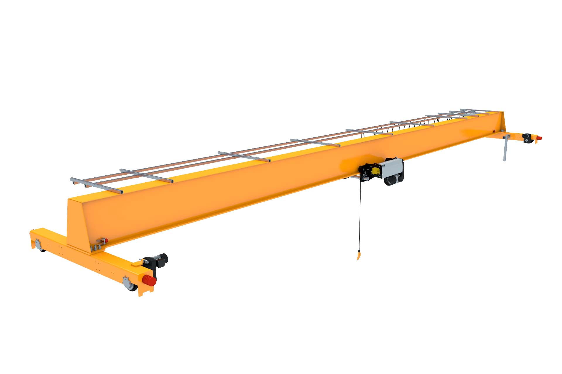 hight resolution of overhead crane part diagram