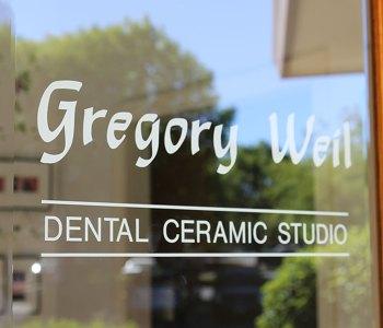Weil Dental Front Door