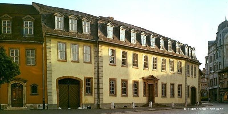 Goethe Nationalmuseum Weimar