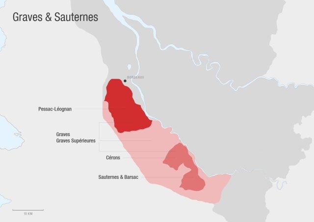 Graves Sauternes Bordeaux