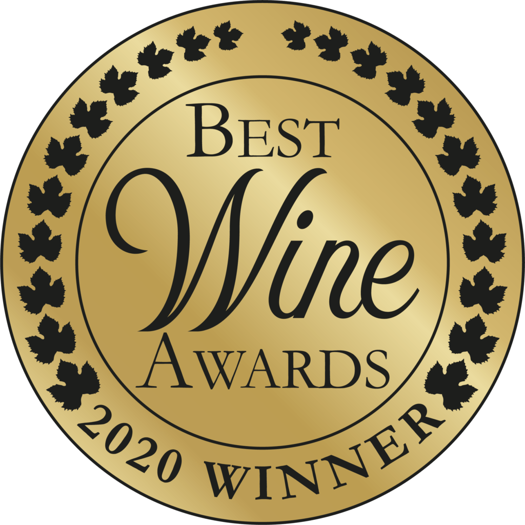 Best Wine Awards Goldmedaille