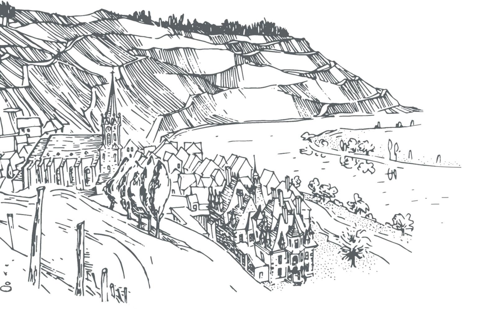 Hubertushof - Ihr Weingut in Lieser