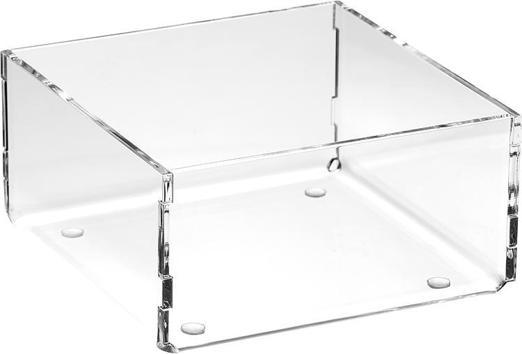 plexiglas transparent 120x50x120mm