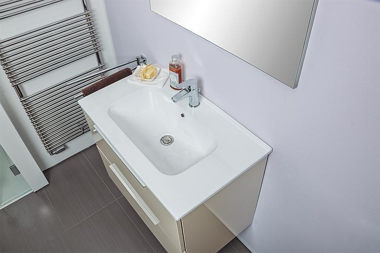 kit meubles salle de bain bali taupe