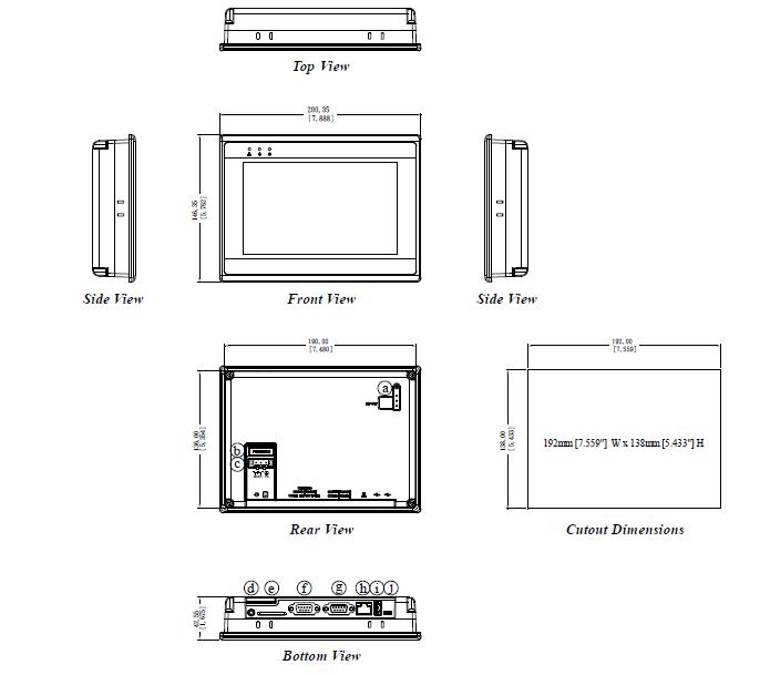 eMT3070B