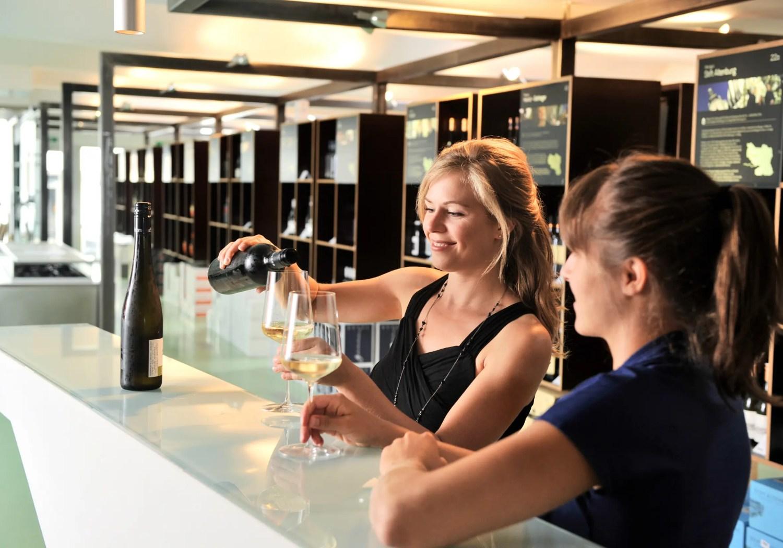 Vinotheken im Weinviertel