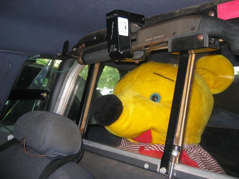 pooh-police Winnie the Pooh Arrested for Armed Robbery picture
