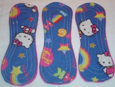 hello kitty pads1 Hello Kitty: The Funny, The Weird, And The Horrifying picture