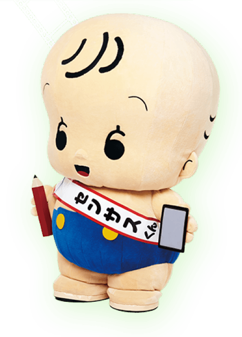 Census-Kun mascot