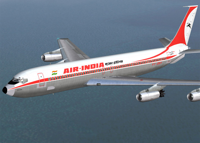 Air India airplane