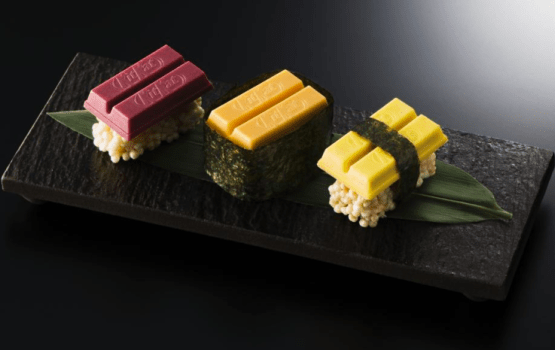 Sushi Is The Latest Odd KitKat Flavor In Japan