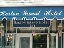 Horton Grand Hotel - Weird California