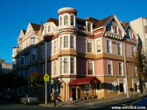 Queen Anne Hotel - Weird California