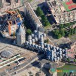 Kubuswoning (Cube houses) in Rotterdam, Netherlands