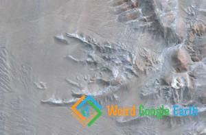 Yeti Tracks, Arequipa, Peru