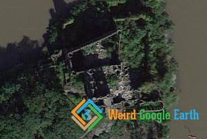 Bannerman's Castle, Pollepel Island, Beacon, New York, USA